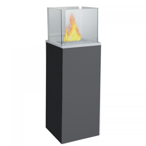 BRASERO D'EXTERIEUR « FLAMME INOX 120 »