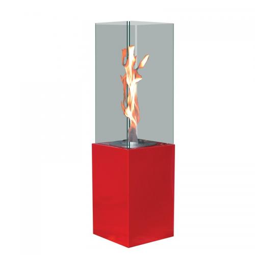 BRASERO DE JARDIN « FLAMME INOX SPIRALE »